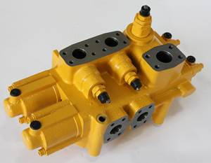 HDY32 series hydraulic control multi-way directional valve