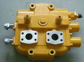 Series E manual multiple directional control valve