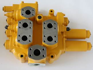 The FB38 variable multipath valve